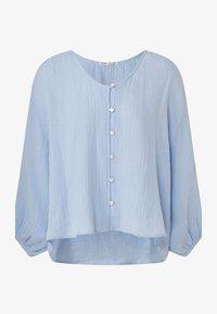 OYSHO - Pyjama top - light blue - 3