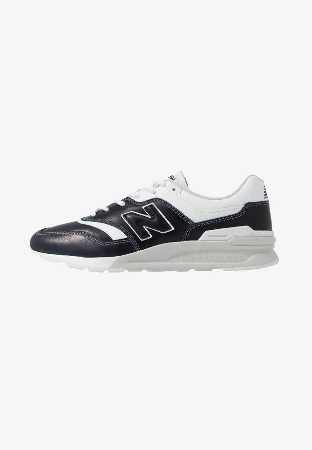 997 - Baskets basses - navy