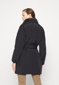 Mos Mosh - NELL PUFF COAT - Classic coat - black - 2
