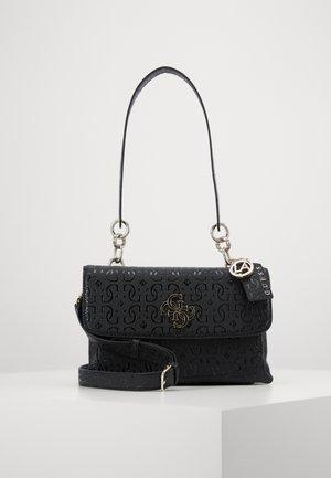 CHIC SHINE SHOULDER BAG - Handtas - black