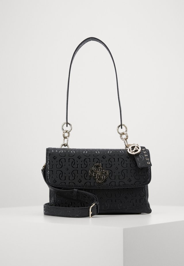 CHIC SHINE SHOULDER BAG - Handväska - black
