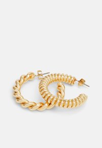 Pieces - PCFLORINNA EARRINGS 3 PACK - Náušnice - gold-coloured - 2