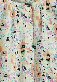 LMTD - BLUMENPRINT - Day dress - bright white - 2