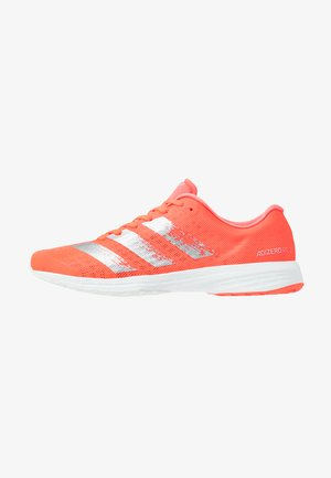 ADIZERO RC 2 - Neutral running shoes - signal coral/silver metallic/footwear white