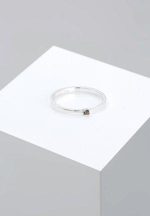 SOLITÄR - Ring - silver-coloured