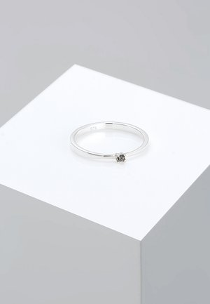 SOLITÄR - Prsten - silver-coloured