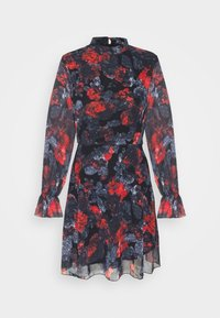 Trendyol - SIYAH - Day dress - multi color - 5