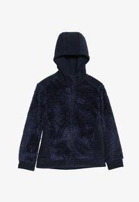 Jack Wolfskin - PINE CONE JACKET KIDS - Fleece jacket - night blue - 3