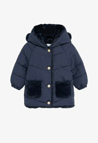 Mango - MARTINE - Winter coat - marineblauw - 0