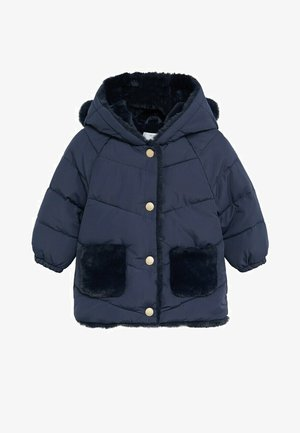 MARTINE - Winter coat - marineblauw