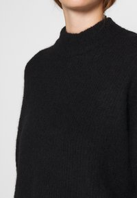 Selected Femme - SLFLULU ENICA  - Jumper - black - 5