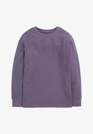 COSY  - Long sleeved top - purple