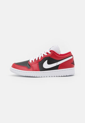 AIR 1 - Trainers - gym red/white/black