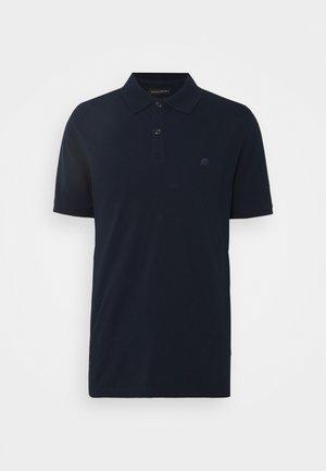 ORGANIC BRANDED - Polo shirt - preppy navy