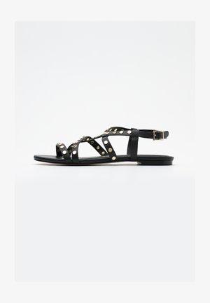 HANITA - Sandals - noir