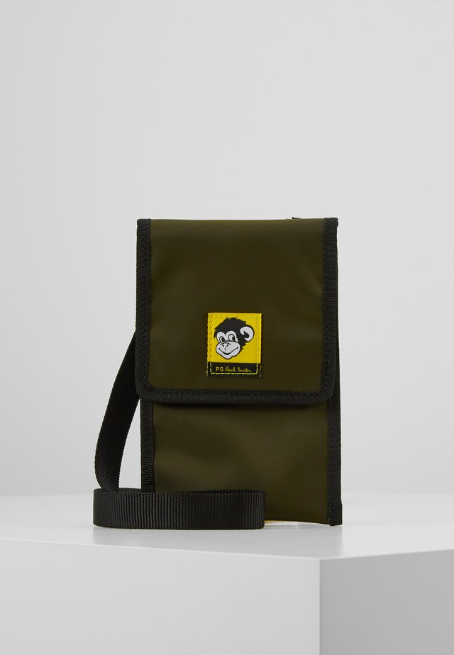 EXCLUSIVE MONKEY NECK WALLET - Portemonnee - khaki