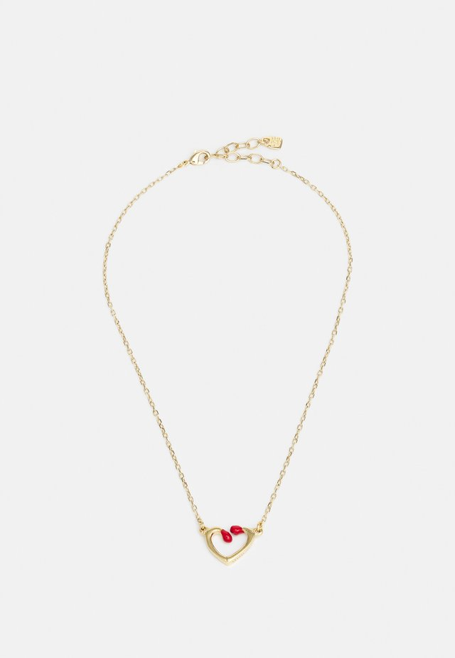 A PERFECT MATCH - Ketting - gold-coloured/red