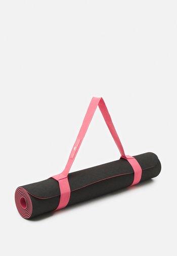 MAT - Fitness / Yoga - black/hazy rose
