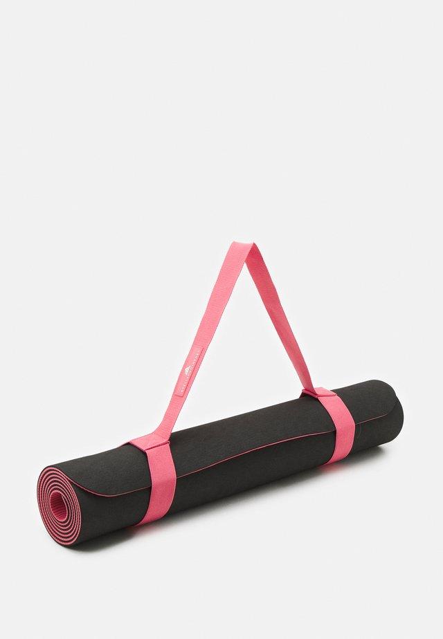 MAT - Equipement de fitness et yoga - black/hazy rose