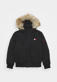 Tommy Hilfiger - TECH JACKET - Winter jacket - black - 0