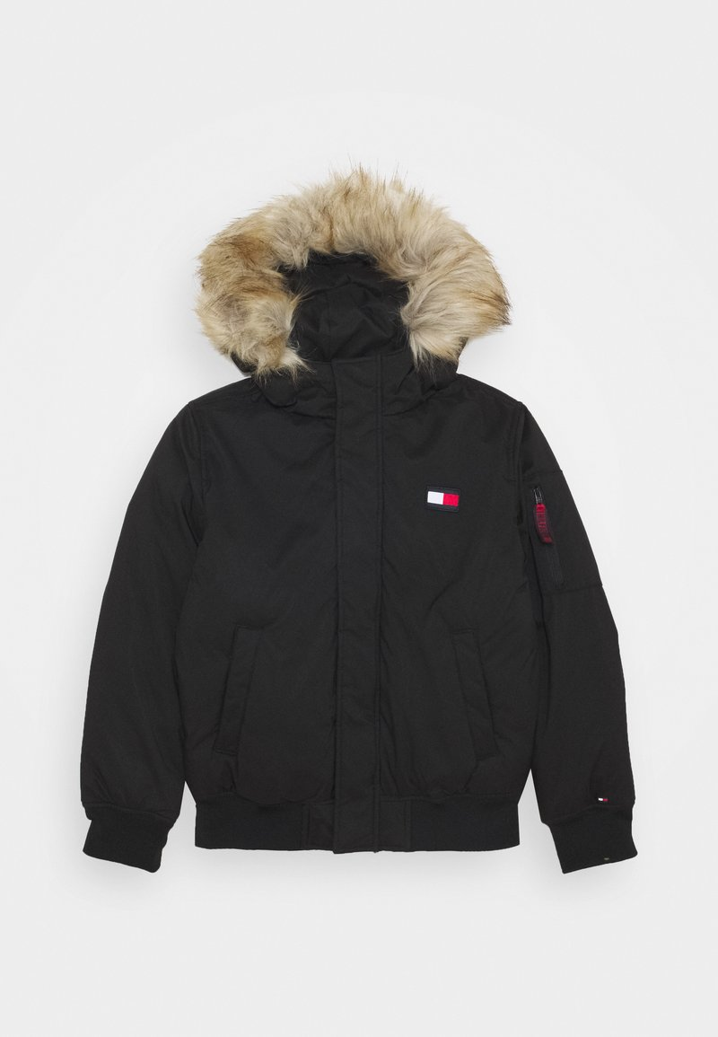 Tommy Hilfiger - TECH JACKET - Winter jacket - black
