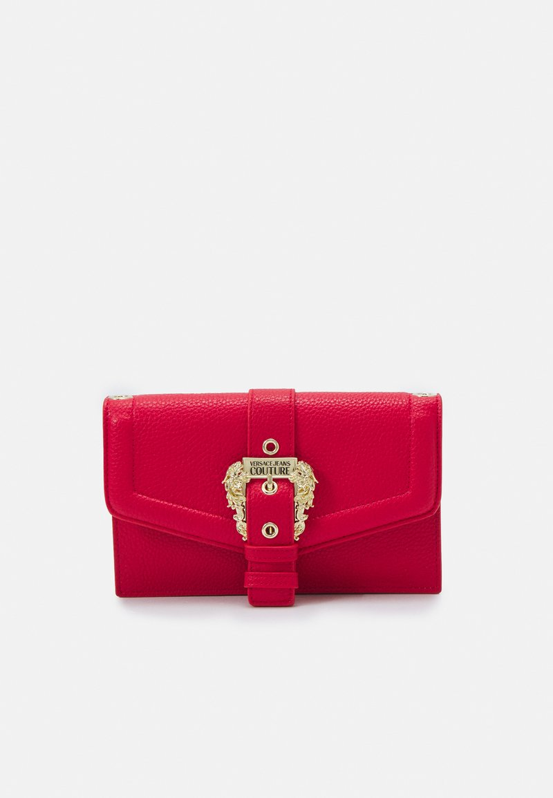 Versace Jeans Couture - COUTURE CHAIN WALLET - Wallet - rosso