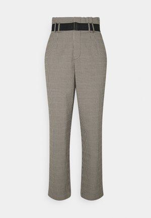 JENNIE - Trousers - brown