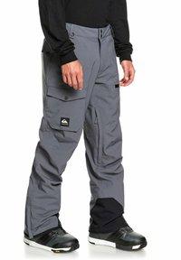 Quiksilver - Snow pants - iron gate - 3