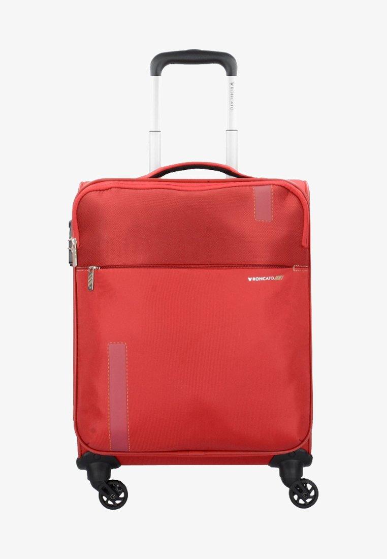 Roncato - Wheeled suitcase - red