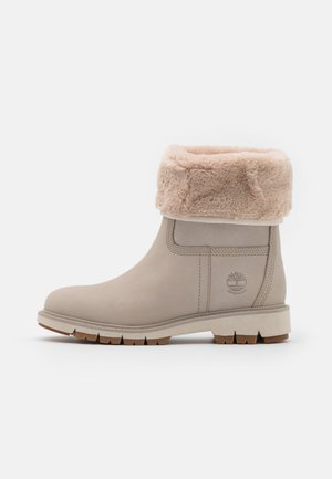 LUCIA PULL ON WP - Winter boots - light taupe