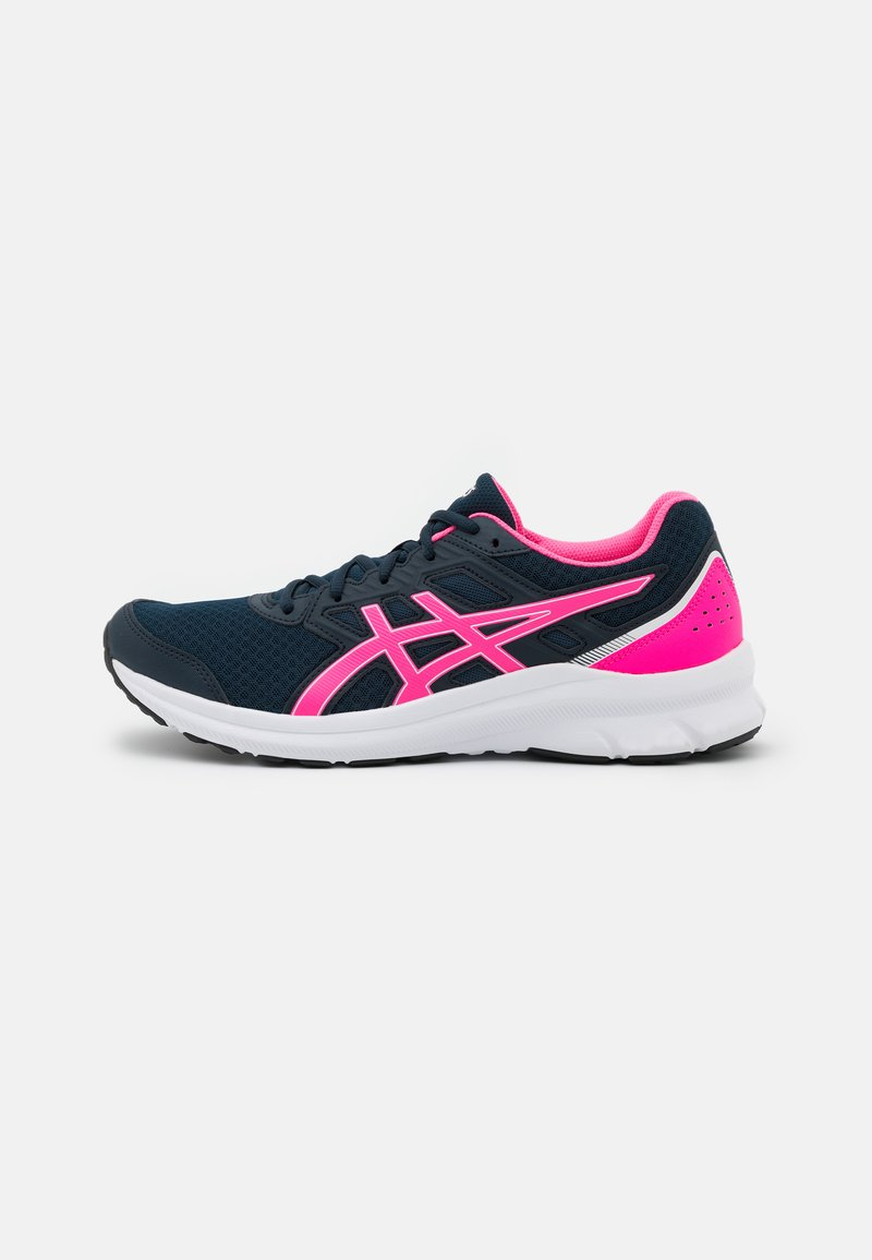 ASICS - JOLT 3 - Scarpe running neutre - french blue/hot pink
