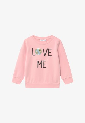 NMFLAPLANET - Sweatshirts - coral blush