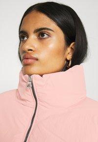 ONLY - PUFFER - Winter jacket - misty rose - 3