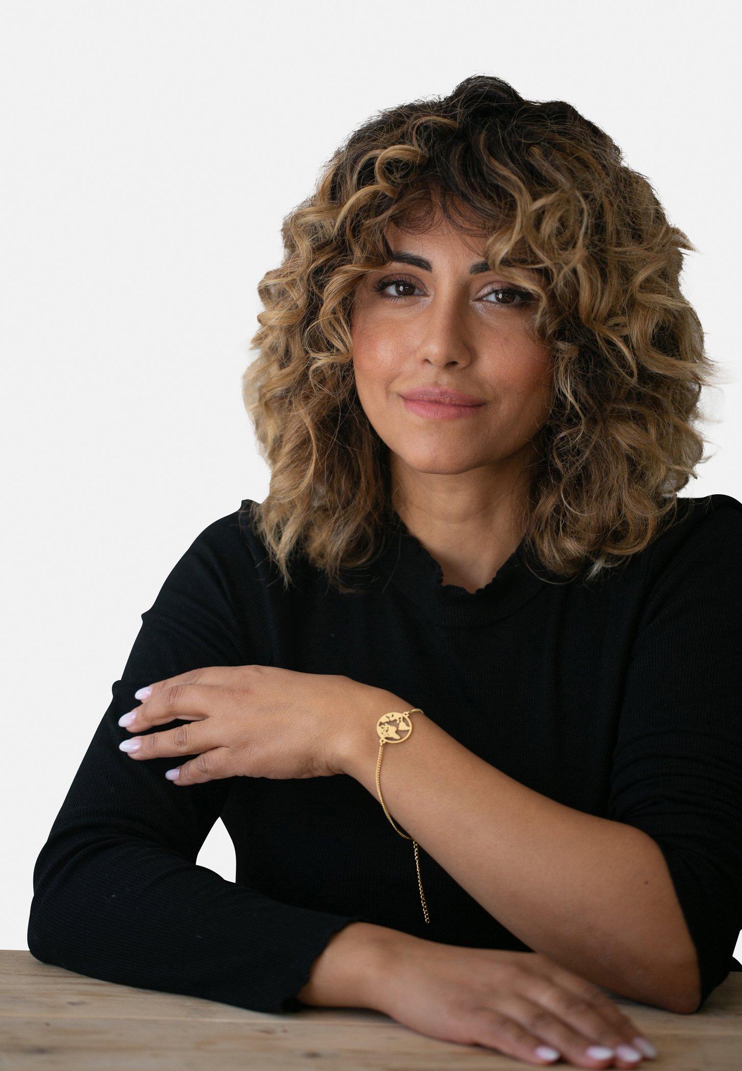Femme WELTKUGEL GLOBUS - Bracelet