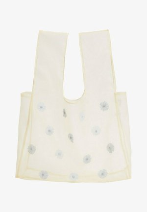 PRUNUS - Handbag - pastellgelb