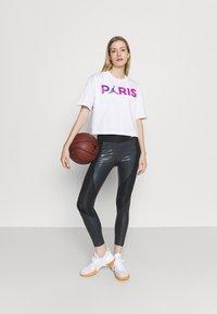 Nike Performance - JORDAN PARIS ST GERMAIN TEE  - Club wear - white - 1