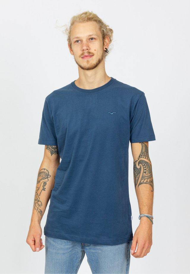 LIGULL  - T-shirt basic - blue wing