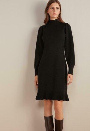 Jumper dress - schwarz - 9107 - black