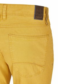 Hattric - HUNTER STRUCTURE - Trousers - yellow - 4