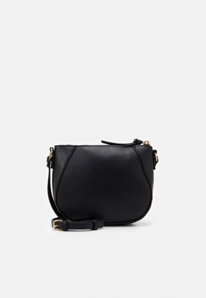 CURVED - Across body bag - black