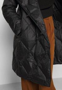 YAS - YASROMANA JACKET - Down coat - black - 5