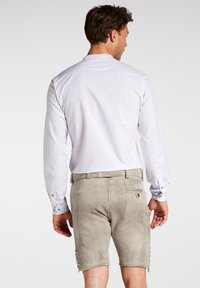 Spieth & Wensky - PETERSBERG - Leather trousers - braun - 1