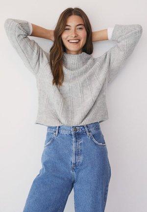 MARMU - Pullover - grau