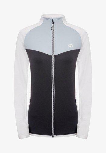 ALLEGIANCE MIDLAYER - Sports jacket - white