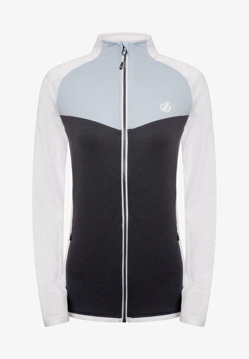Dare 2B - ALLEGIANCE MIDLAYER - Sports jacket - white