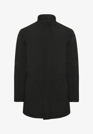 Halflange jas - black