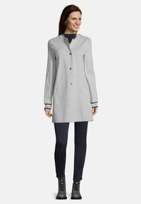 Amber & June - Summer jacket - light grey melange - 1