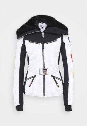 MADDY - Ski jas - white