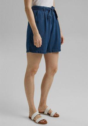 Short en jean - blue medium washed