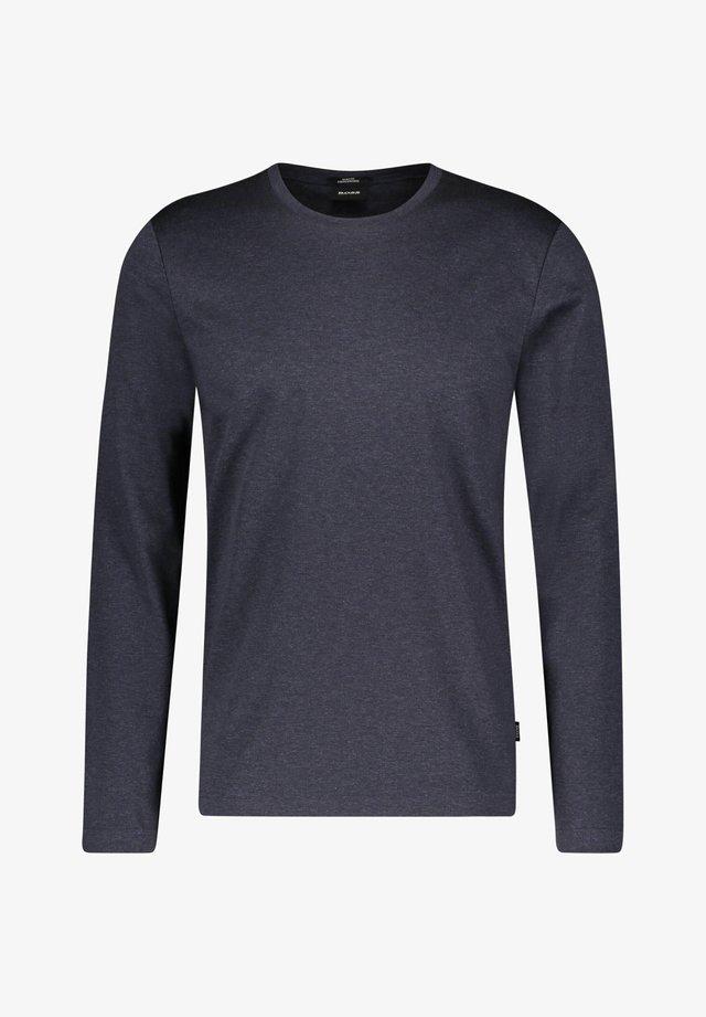 TENISION - T-shirt à manches longues - marine